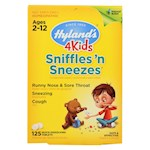 Hylands Homeopathic Sniffles 'n Sneezes 4 Kids - 125 Tablets (1)