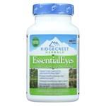 Ridgecrest Herbals - Essential Eyes - 120 Vegetarian Capsules (1)