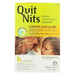 Hyland's Quit Nits Complete Head Lice Kit (1)
