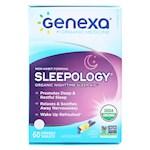 Genexa Sleepology - Organic - 60 TAB (1)