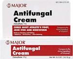 Major Antifungal Cream Tolnaftate 1% (Generic Tinactin) (1 Box)