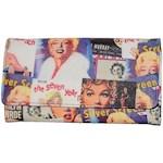 "Marilyn Monroe Movie Poster Collage Wallet - 7.5"" Vinyl Clutch w/ Snap Closure (1)"