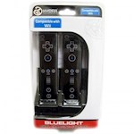 Wii Bluelight Dual Charging Station (1 Unit)