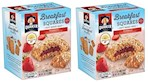 Quaker Breakfast Squares Soft Baked Bars Strawberry 2 Box Pack (1 Unit)