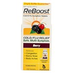 Reboost Cold Flu Relief Tablets - 100 Tablets (1)