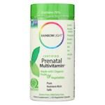Rainbow Light Certified Organics Prenatal Multivitamin - 120 Vegetarian Capsules (1)
