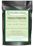 Tribulus Terrestris - Natural Fruit Extract Powder - >45% Saponins Powder, 12 oz (12 oz)
