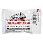 Fisherman's Friend Lozenges - Original Extra Strong - Dsp - 20 ct - 1 Pack (24)