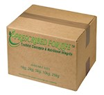 Cordyceps - 10:1 Natural Fungal Powder Extract (Cordyceps sinensis), 2 kg (2 kg (4.4 lb))