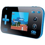 Gamer V Portable - Take 220 Games Anywhere No Console Required Blue/Black (1)