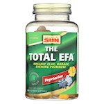 Health From the Sun The Total EFA - 90 Vegetarian Softgels (1)