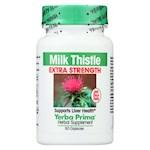 Yerba Prima Milk Thistle Extra Strength - 50 Capsules (1)