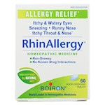 Boiron - RhinAllergy Allergy Relief - 60 Tablets (1)