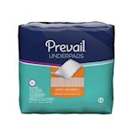 "First Quality Underpad Prevail 30 X 30"" Polymer Heavy Absorbency #UP-100 (10)"