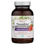Quantum Research Thera Zinc Lozenges - Elderberry - 60 Lozenges (1)