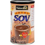 Naturade Total Soy Meal Replacement Bavarian Chocolate - 18 oz (1)