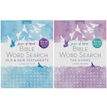 Peace Of Mind Bible Word Searches Set/2 - Softcover w/ 216 Pages & Solutions (2)