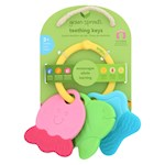 Green Sprouts Teething Keys - Unisex - 3 Months Plus - 1 Count (1)