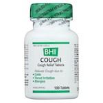 BHI - Cough Relief - 100 Tablets (1)