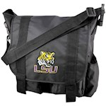 LSU Tigers NCAA Premium Diaper Bag (1 Unit)