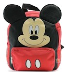 Small Backpack - Disney - Mickey Mouse Face/Ears New School Bag 628680 (1 Each)