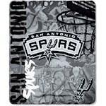 San Antonio Spurs NBA Northwest Fleece Throw (1 Unit)