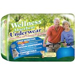 Wellness Absorbent Underwear Case Pack - NASA Inspired Liquistay Technology 2X (1)