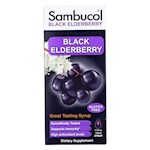 Sambucol - Black Elderberry Syrup Cold and Flu Relief Original - 4 fl oz (1)