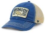 Denver Broncos NFL 47 Brand Sallana Mesh Snapback Hat (1 Unit)
