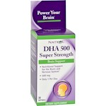Natrol DHA 500 Super Strength - 500 mg - 30 Softgels (1)