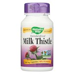 Nature's Way - Milk Thistle Standardized - 60 Capsules (1)