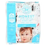 The Honest Company - Diapers Size 3 - Space Travel - 27 Count (1)