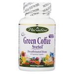 Paradise Herbs Green Coffee Svetol - 60 Vcaps (1)
