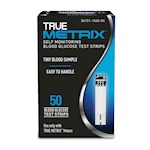 TRUE Metrix Blood Glucose Test Strips (Box of 50)
