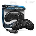 Genesis Hyperkin GN6 Premium Wired Controller - Retro Game Controller (1 Unit)