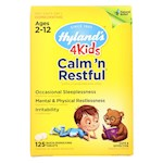 Hylands Homeopathic Calms Forte 4 Kids - 125 Tablets (1)