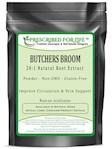 Butchers Broom - 20:1 Natural Root Extract Powder, 5 kg (5 kg (11 lb))
