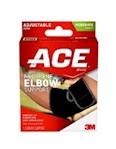 ELBOW SUPPORT, ACE ADJ NEOPRENE ONE-SIZE (12/BX) (1 Each)