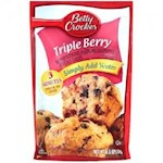 Betty Crocker Triple Berry Muffin Mix (1 Unit)