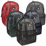 Wholesale Boys Mesh Backpack Case of 24 (1 Unit)