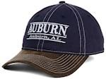 """Auburn TIgers NCAA """"Outdoor Bar"""" Adjustable Hat (1 Unit)"""