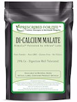 Calcium - Pure DiCalcium Malate Powder - 29% Ca - DimaCal (R) by Albion, 1 kg (1 kg (2.2 lb))