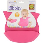 Bornfree - Bibbity Bib - Pink - 1 ct (1)
