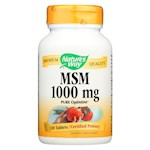 Nature's Way - MSM - 1000 mg - 120 Tablets (1)