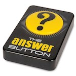 (Set) Answer Button w/ Batteries - 10 Humerous Random Answers Wall Mountable (2)