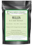 Mullein - 4:1 Natural Leaf Extract Powder (Verbascum thapsus), 4 oz