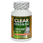 Clear Products Clear Cold and Flu - 60 Capsules (1)