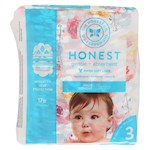 The Honest Company - Diapers Size 3 - Rose Blossom - 27 Count (1)