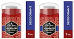 Old Spice Red Collection Captain Scent of Command Deodorant 2 Pack (1 Unit)