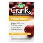 Nature's Way - Cranberry Rx with Probiotics - 60 Veg Capsules (1)
